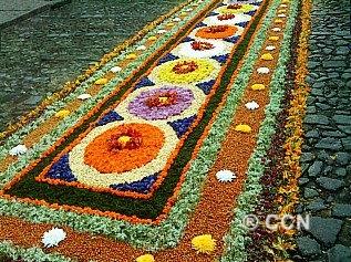 Conozca la antigua guatemala for Antigua alfombras