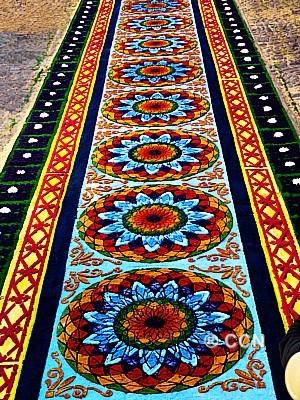 Conozca la antigua guatemala for El paraiso de las alfombras